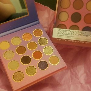 Bh cosmetics Moroccan Sunset Palette